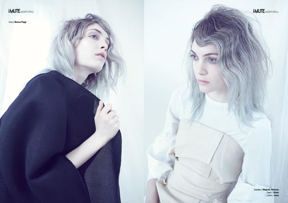 Noemie Masselin Make-Up ,Hair Artist - iMUTE