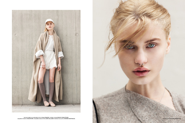 Noemie Masselin Make-Up ,Hair Artist - TTTmagazine