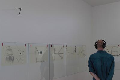 Gunnhildur Hauksdottir - Installation view