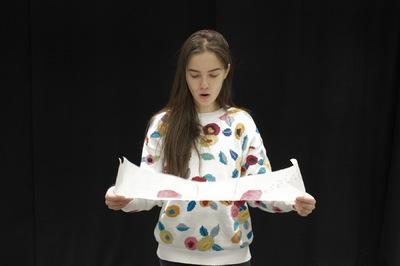 Gunnhildur Hauksdottir - Gabriele - Recording session in Nida (2015)
