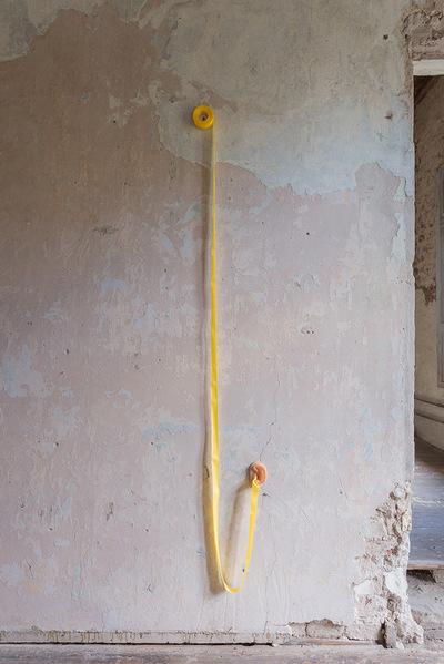 Gunnhildur Hauksdottir - Installation detail Zeimiai