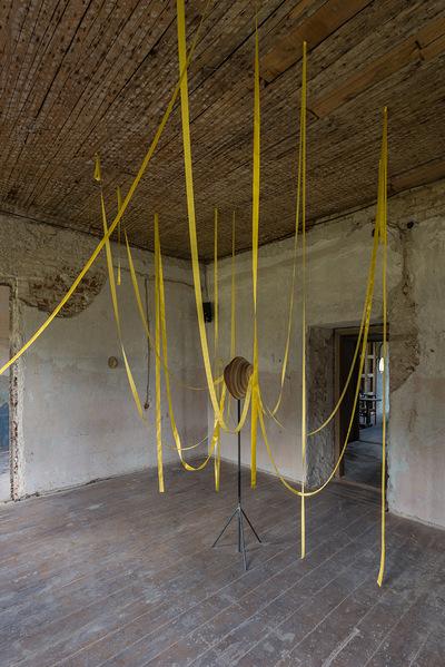 Gunnhildur Hauksdottir - Installation Zeimiai