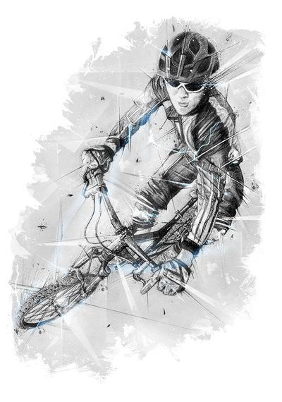 Cyxanity - Biker