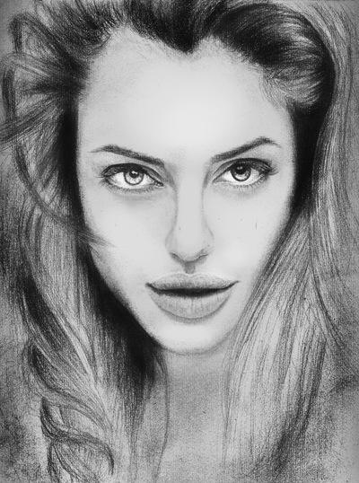 Cyxanity - Angelina portrait