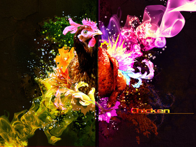 Cyxanity - Chicken