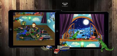 Cyxanity - Storyboard illlustrations