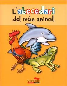 marta biel tres il·lustració - Labecedari del món animal  Castellnou Infantil i Juvenil, 2012