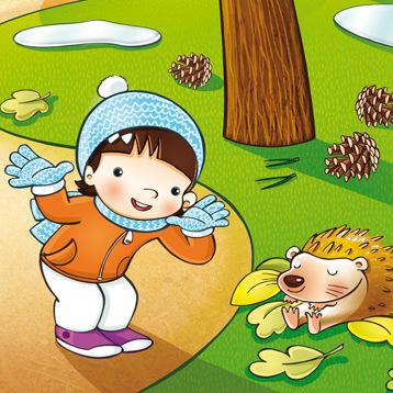marta biel tres il·lustració - Quadern fitxes P4 Murals infantil 2-3 anys  Edebé KIDS i BABY KIDS