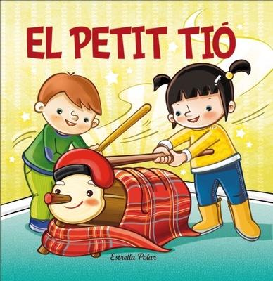 marta biel tres il·lustració - El petit tió  Estrella Polar Grup 62, 2014