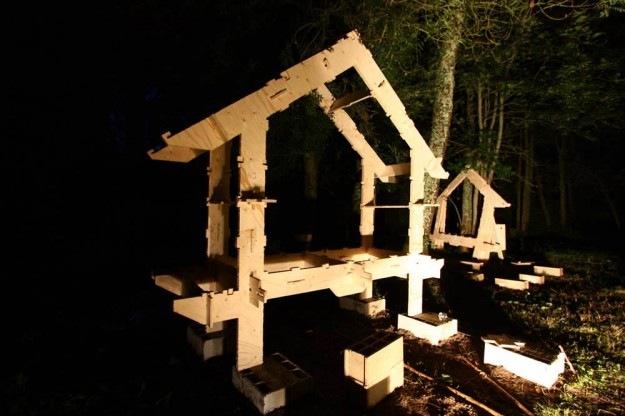 CLEMENT LANGELIN ARCHITECTURE - Structure poteaux-poutres
