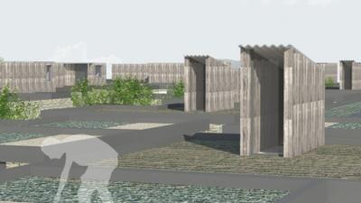 CLEMENT LANGELIN ARCHITECTURE - Puzzle bucolique - 2011 - ENSA Normandie