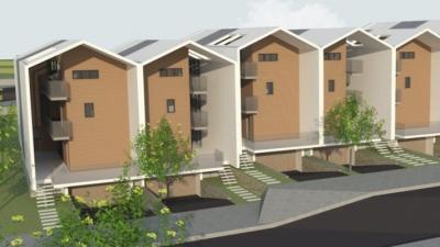 CLEMENT LANGELIN ARCHITECTURE - Casas em serie - 2012 - PUCPR