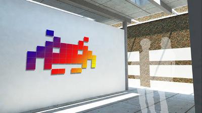 CLEMENT LANGELIN ARCHITECTURE - VUE SUR LA SALLE DEXPOSITION PERMANENTE