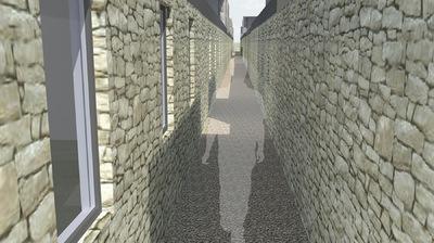 CLEMENT LANGELIN ARCHITECTURE - VUE SUR LA VENELLE
