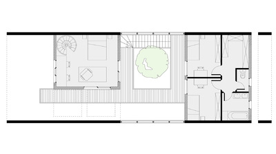 CLEMENT LANGELIN ARCHITECTURE - PLAN DU R+2