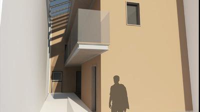 CLEMENT LANGELIN ARCHITECTURE - VUE DE LACCES