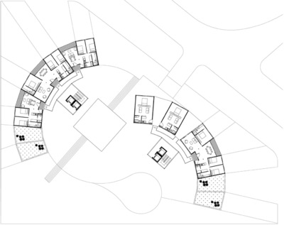 CLEMENT LANGELIN ARCHITECTURE - PLAN DETAGE TYPE