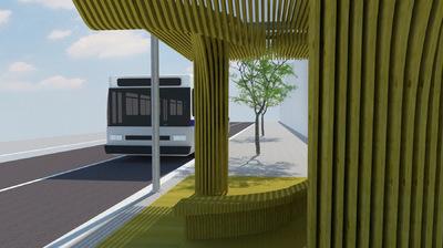 CLEMENT LANGELIN ARCHITECTURE - VUE INTERIEURE