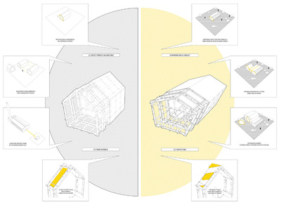 CLEMENT LANGELIN ARCHITECTURE - APPROPRIATION DU CONCEPT WIKIHOUSE
