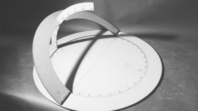 CLEMENT LANGELIN ARCHITECTURE - MAQUETTE HELIODON 1