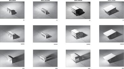 CLEMENT LANGELIN ARCHITECTURE - EXPERIMENTATIONS HELIODON 1
