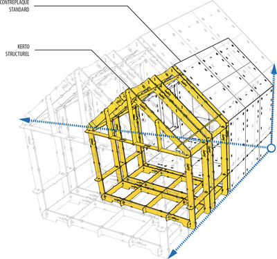 CLEMENT LANGELIN ARCHITECTURE - CHANGEMENT DECHELLE 1