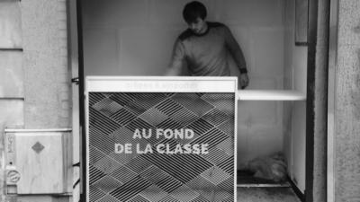 CLEMENT LANGELIN ARCHITECTURE - Au Fond De La Classe - 2015 - Paris 19