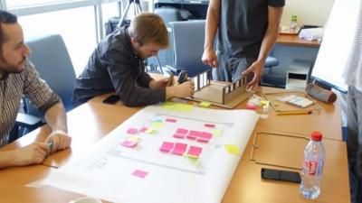 CLEMENT LANGELIN ARCHITECTURE - Bureaux participatifs - 2015