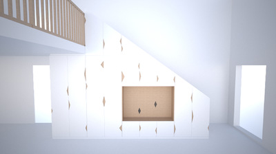 CLEMENT LANGELIN ARCHITECTURE - Vue de face