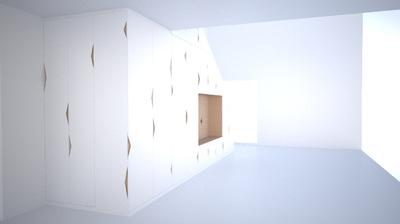 CLEMENT LANGELIN ARCHITECTURE - Vue depuis lentrée
