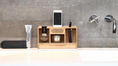 CLEMENT LANGELIN ARCHITECTURE - Barber Box - Monsieur Barbier - 2015 - Paris