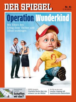 SAMSON - DER SPIEGEL - Operation Wunderkind