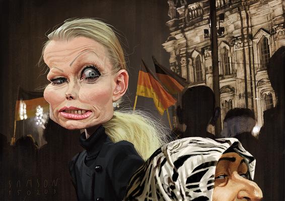 SAMSON - Kathrin Oertel