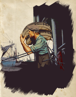SAMSON - WESTINDIAN COMPAGNIE - Porter