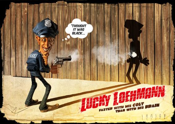 SAMSON - Lucky Loehmann