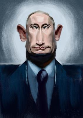 SAMSON - Putin Scetch
