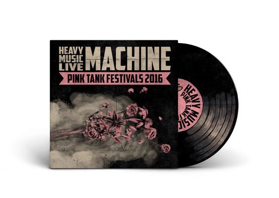 SAMSON - Pink Tank Festival 2016 - Promo CD