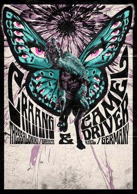 SAMSON - CRAANG & CAMEL DRIVER - Tour 2016