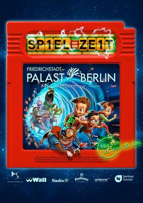 SAMSON - Friedrichstadt-Palast - Spiel mit der Zeit