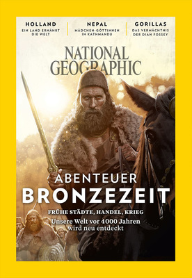 SAMSON - NATIONAL GEOGRAPHIC - Abenteuer Bronzezeit