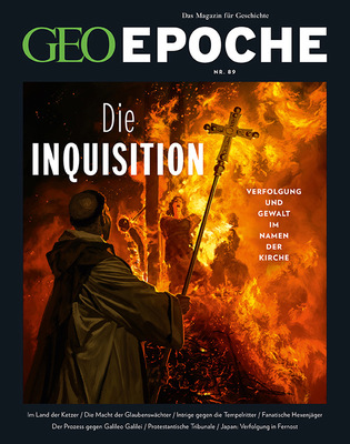 SAMSON - GEO EPOCHE - Die Inquisition