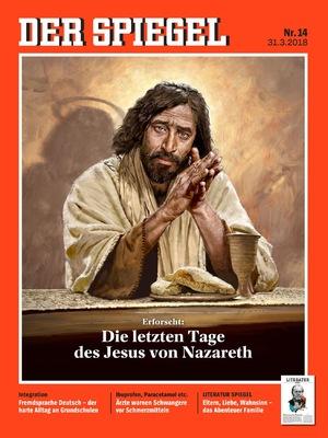 SAMSON - DER SPIEGEL - Die letzten Tage des Jesus von Nazareth