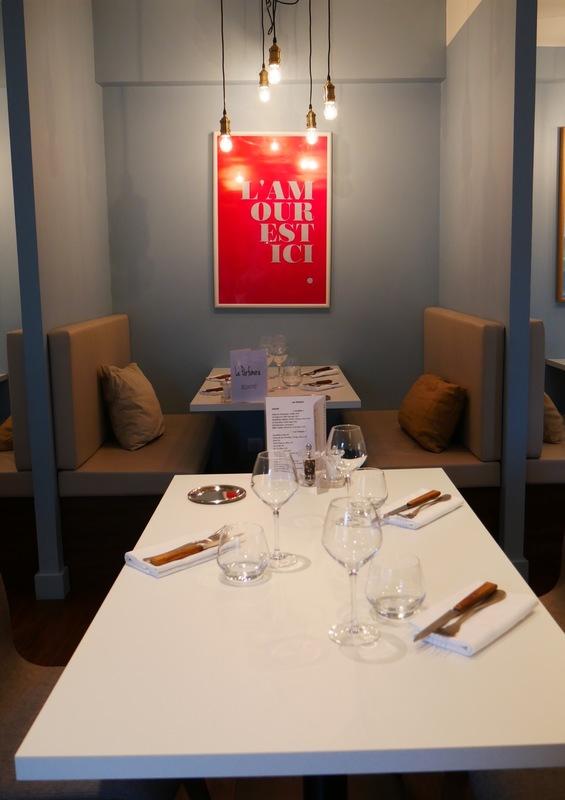 Marie LG - Restaurant La Parfumerie