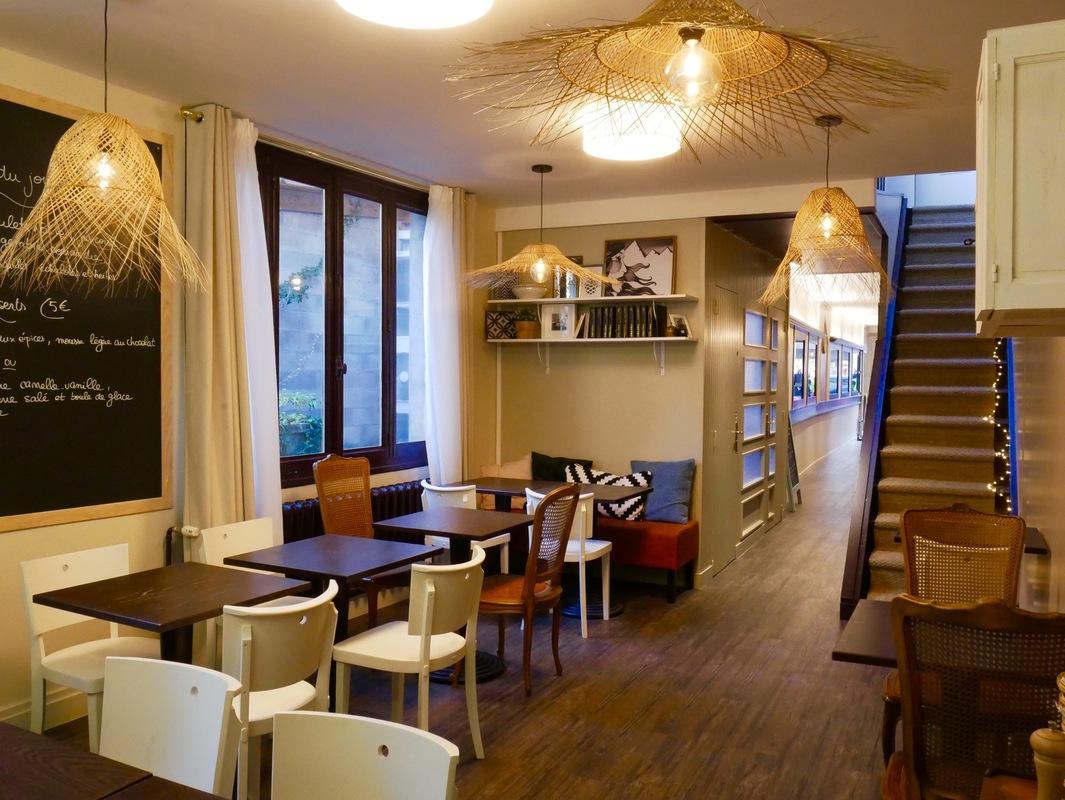 Marie LG - Café Cuisine Chez Fanny