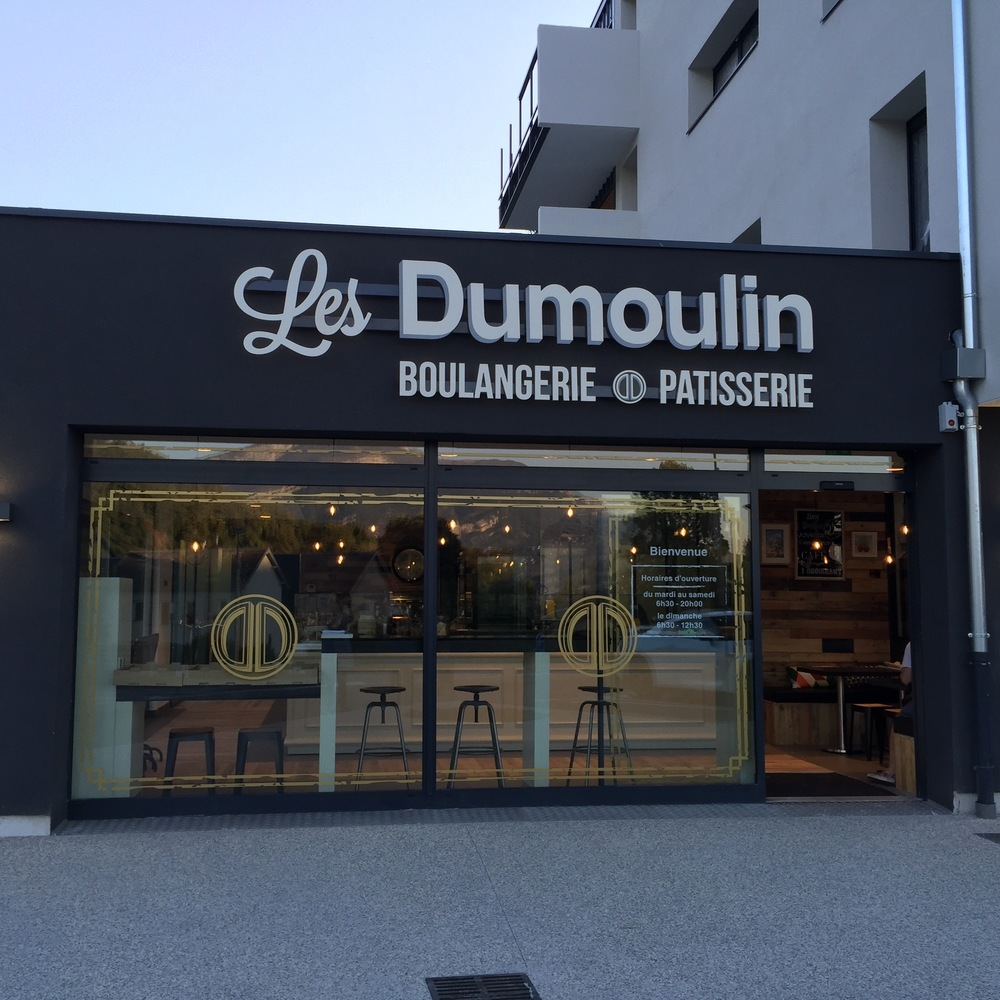 Marie LG - Boulangerie Pâtisserie Les Dumoulin