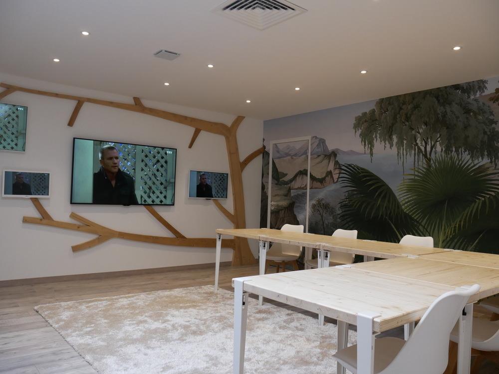 Marie LG - Salle de Reunion/ShowRoom Sulpice TV