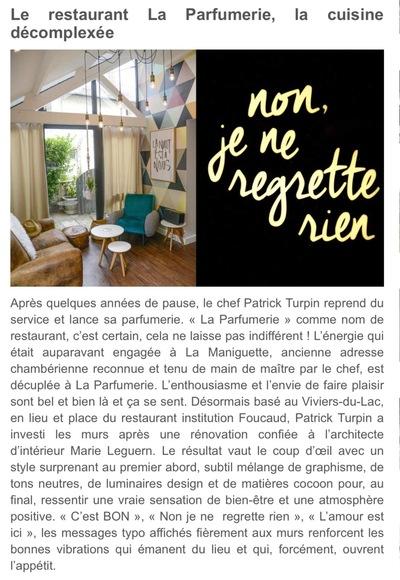 Marie LG - Magazine LExquis