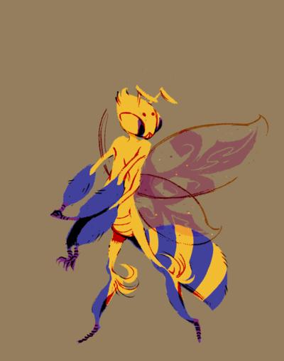 Slutt På Krutt - The Bee