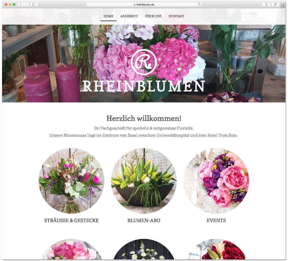 Anett Oldenburg AO_AD Art Direction, Grafik, Werbung - www.rheinblumen.ch