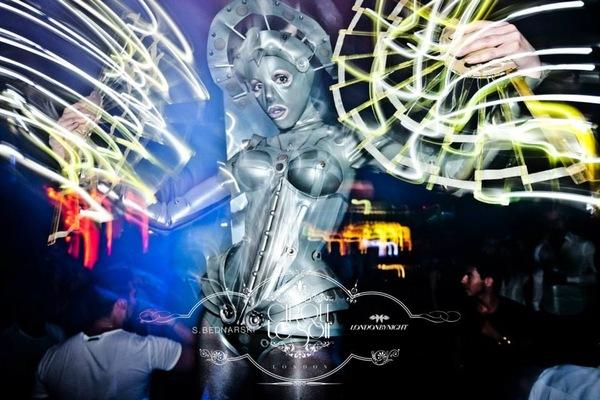 Amy Statik - Cirque Le Soir